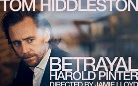 Betrayal (Tom Hiddleston) @ Harold Pinter Theatre