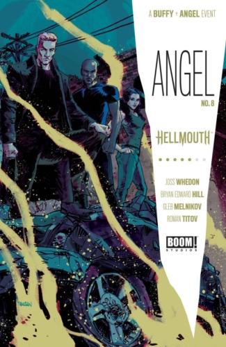 Hellmouth #4Credit: BOOM! Studios