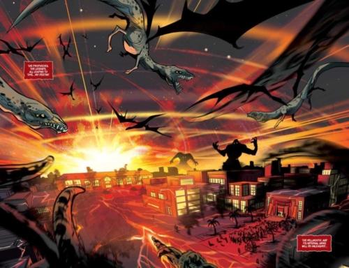 Hellmouth #1Credit: BOOM! Studios