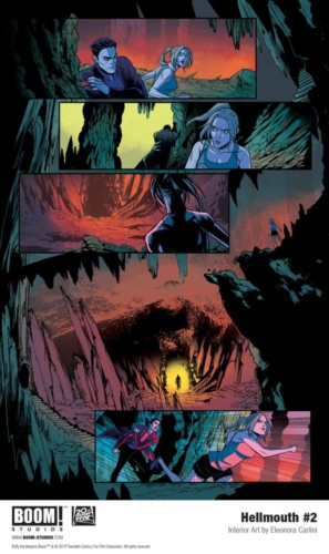Hellmouth #2Credit: BOOM! Studios