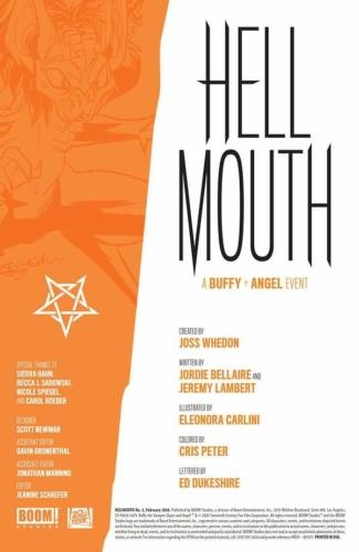 Hellmouth #5Credit: BOOM! Studios