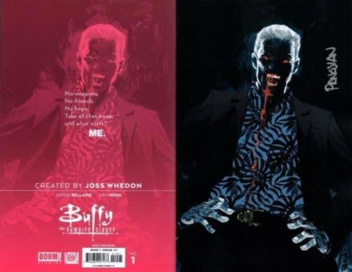 Welcome Back to the Hellmouth #1Credit BOOM! Studios