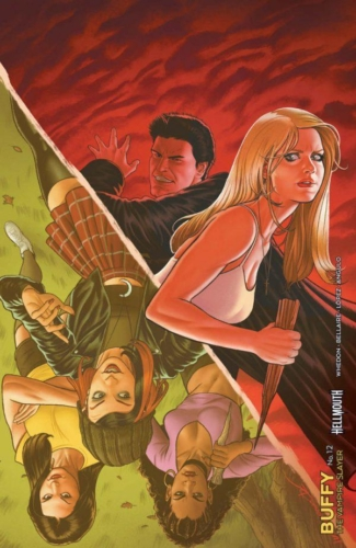 Buffy the Vampire Slayer - Hellmouth #4Credit: BOOM! Studios