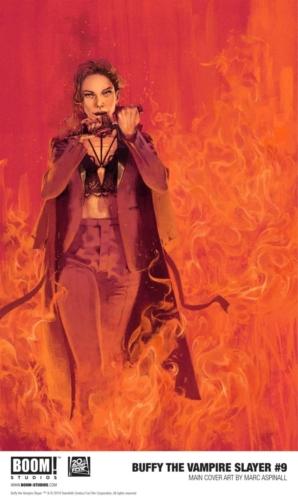 Buffy the Vampire Slayer #9Credit: BOOM! Studios